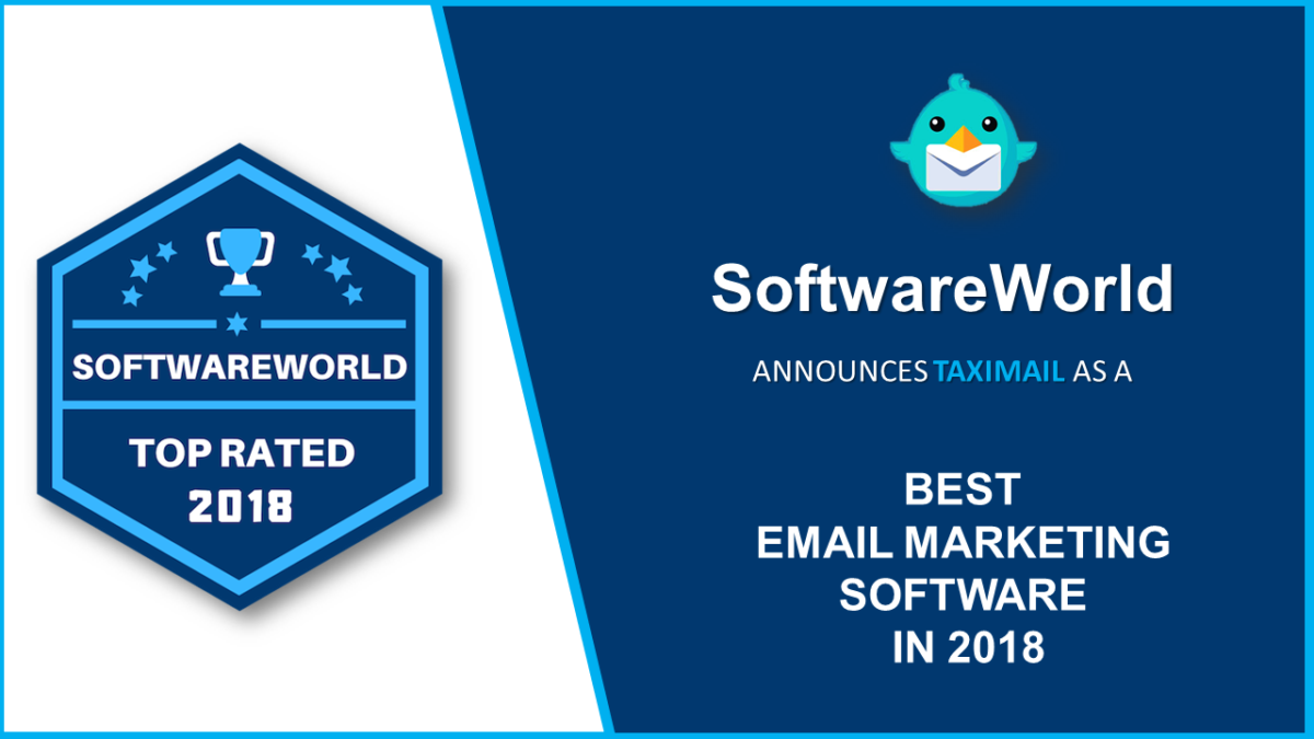 Taximail best email marketing software