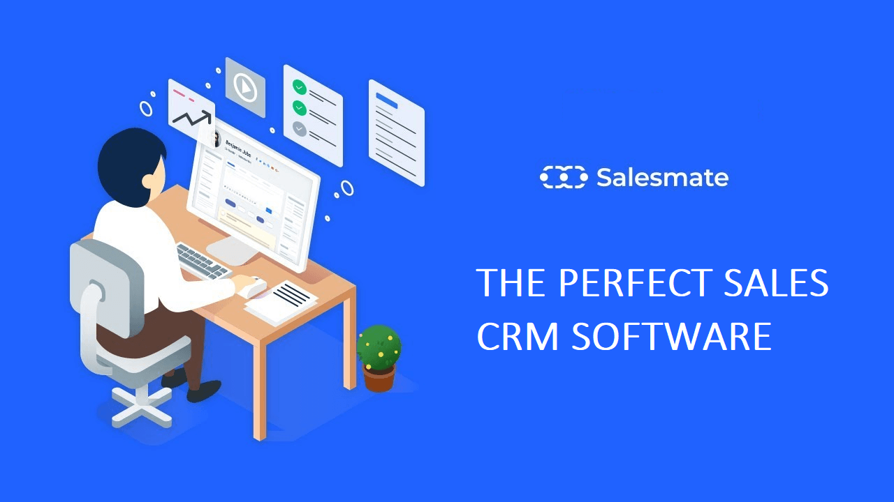 Salesmate.io - The perfect Sales CRM Software