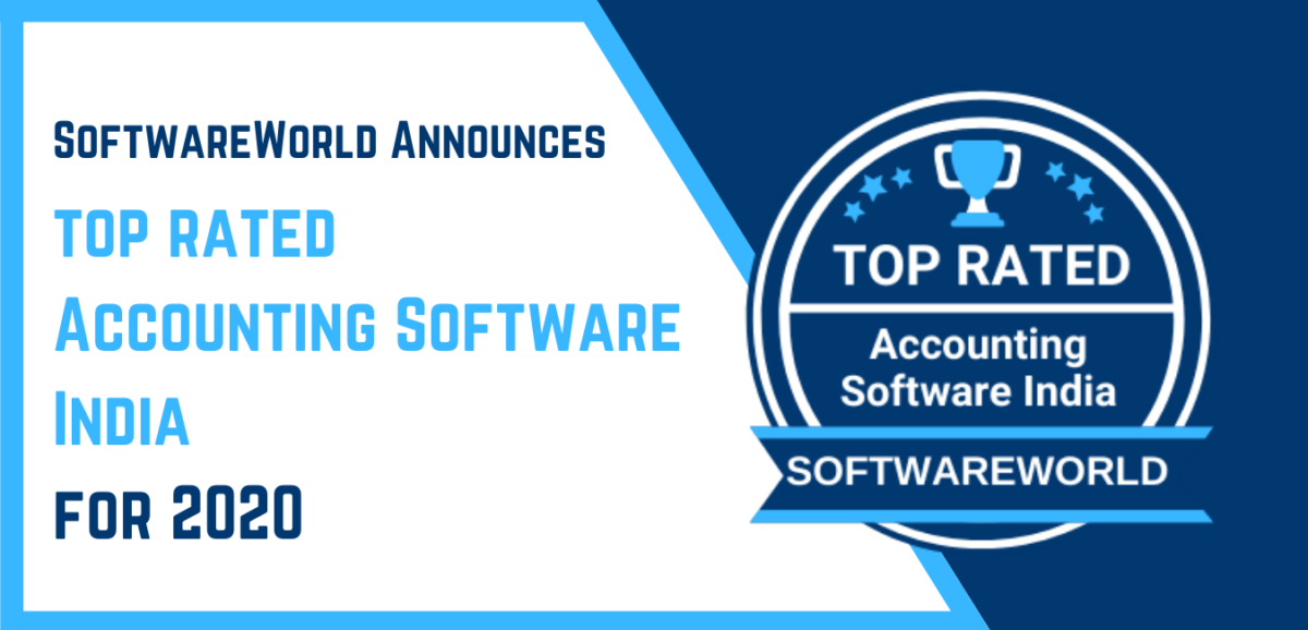 Top Rated Accounting Software in India