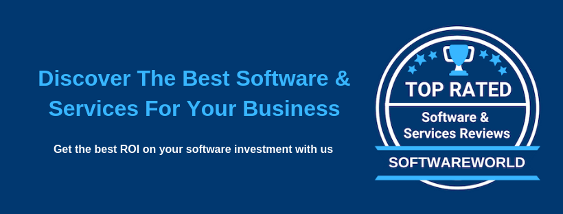 SoftwareWorld : Best Software Review Site - Product Review Site