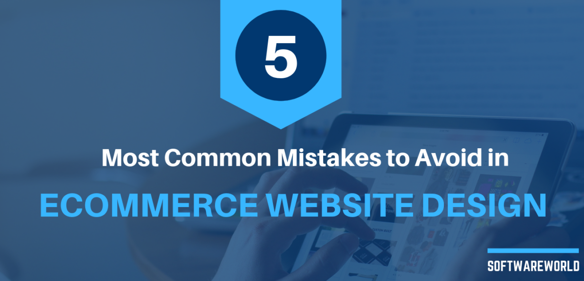 Most Common Mistakes to Avoid in eCommerce Website Design