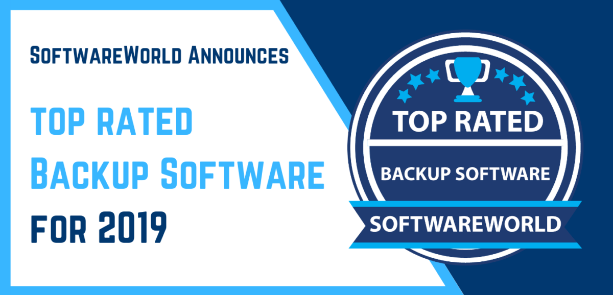 Top Rated Backup software