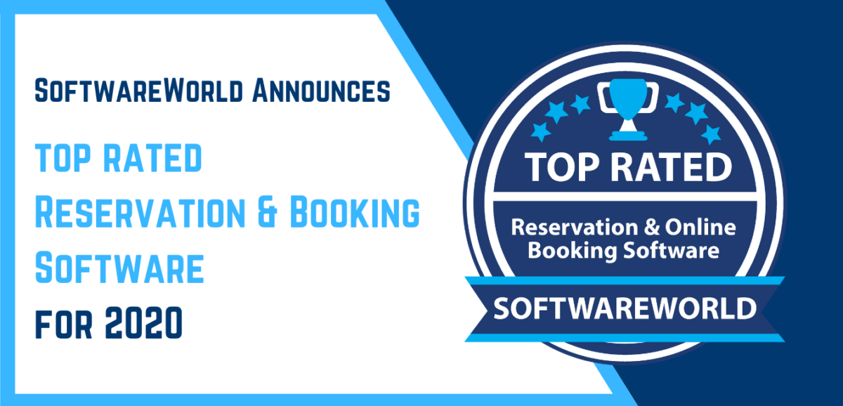 Top Rated Reservation and Booking Software