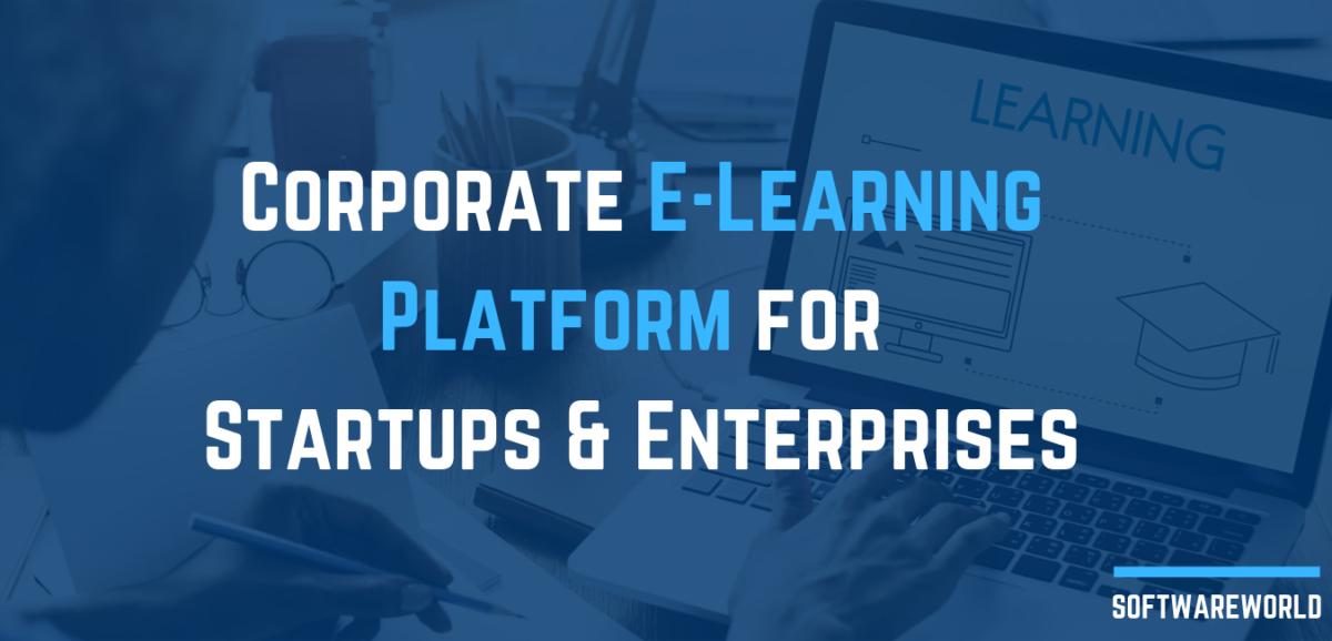Corporate E-Learning Platform for Startups and Enterprises