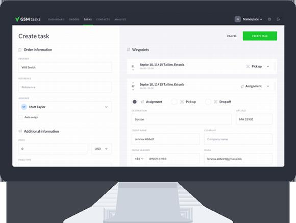 GSMTasks-Fleet-Management-Software