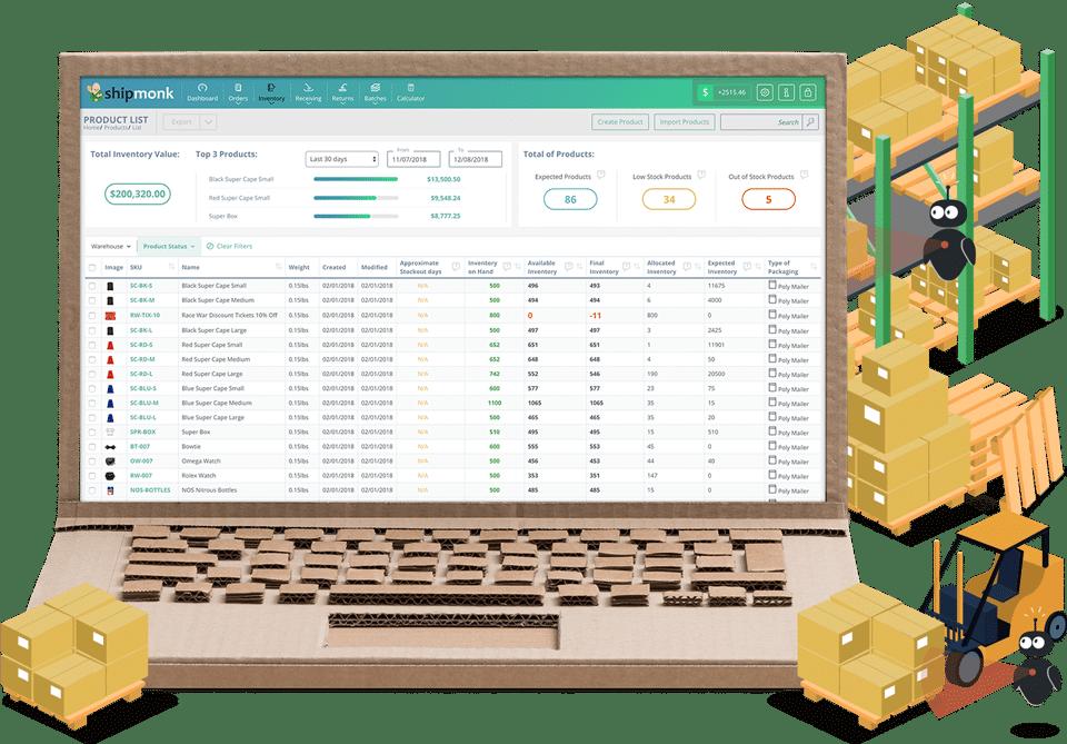 ShipMonk-inventory-mangement-software