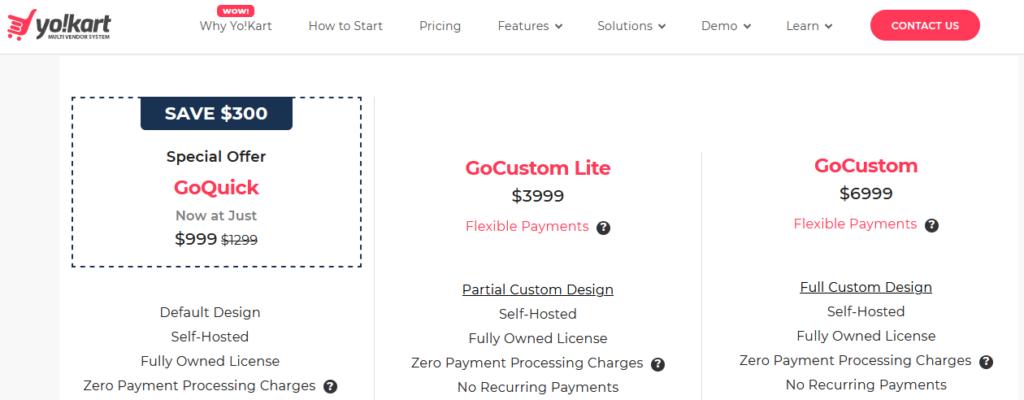 Yo!Kart Multi-Vendor Solution