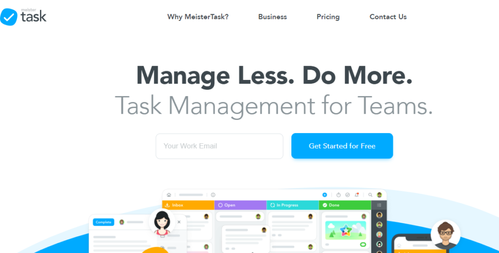 SoftwareWorld: Top 30+ Best Project Management Software & Tools of 2021 - Meistertask