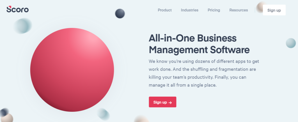 SoftwareWorld: Top 30+ Best Project Management Software & Tools of 2021 - Scoro