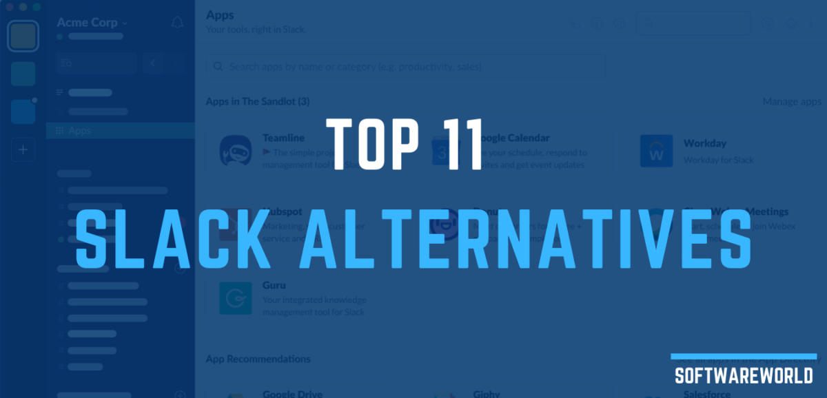 Top 11 Slack Alternatives