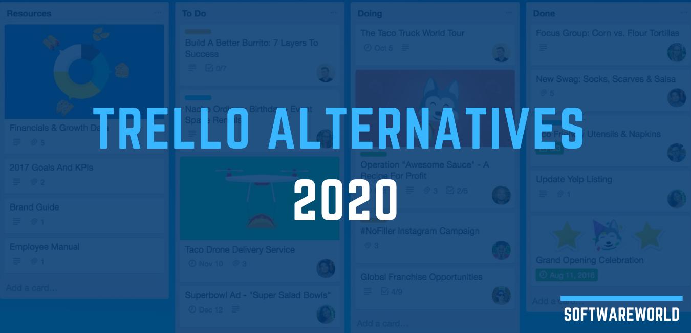 Trello Alternatives 2020