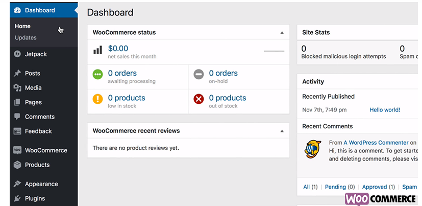 wooCommerce platform-best-bigCommerce-alternative