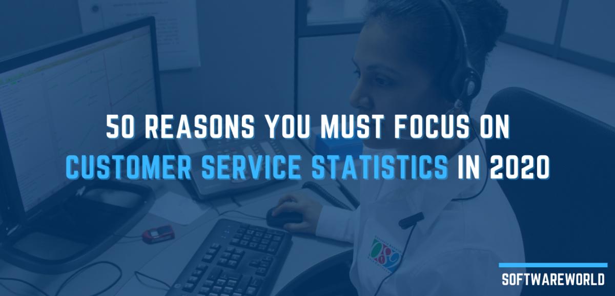 latest customer service statistics