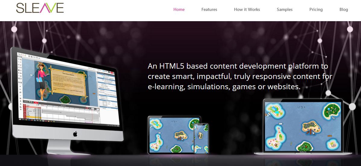 Sleave best eLearning Software