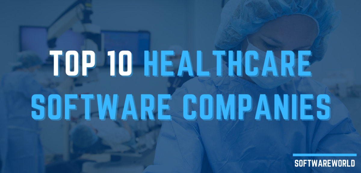 TOP 10 Healthcare Software Companies