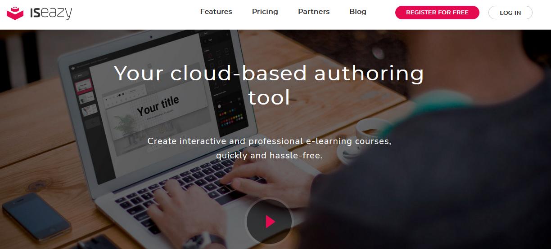 isEazy best eLearning Software