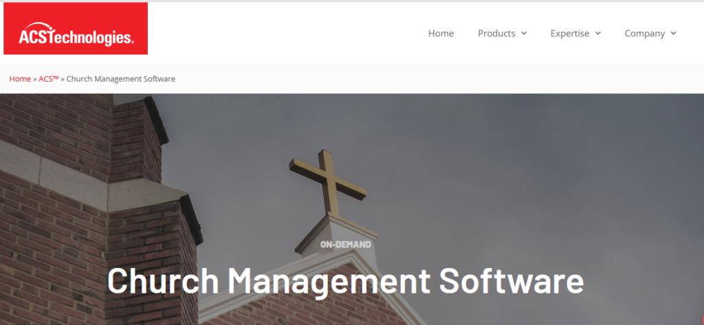 ACS-top-church-management-software