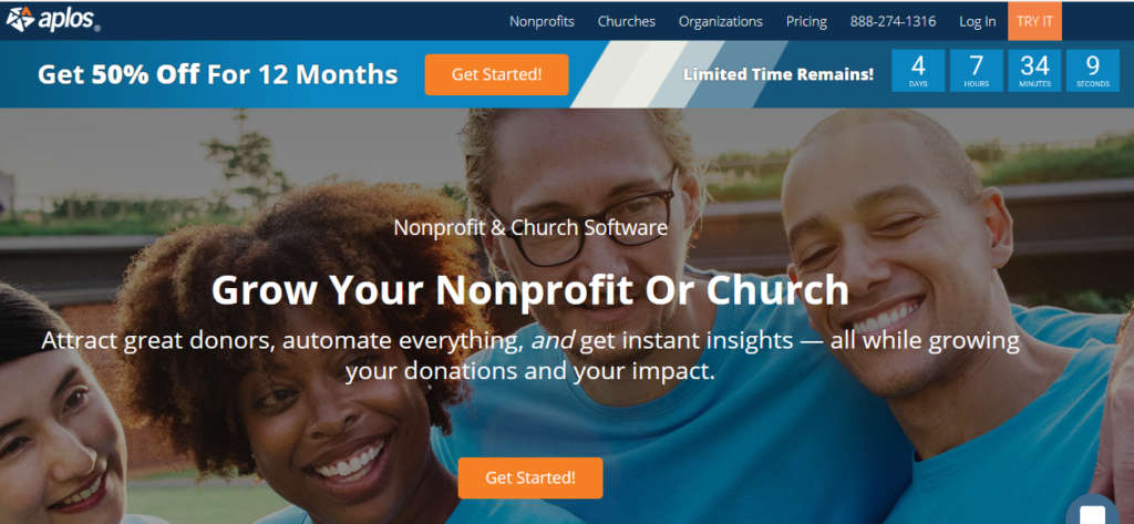 Aplos-church-management-software