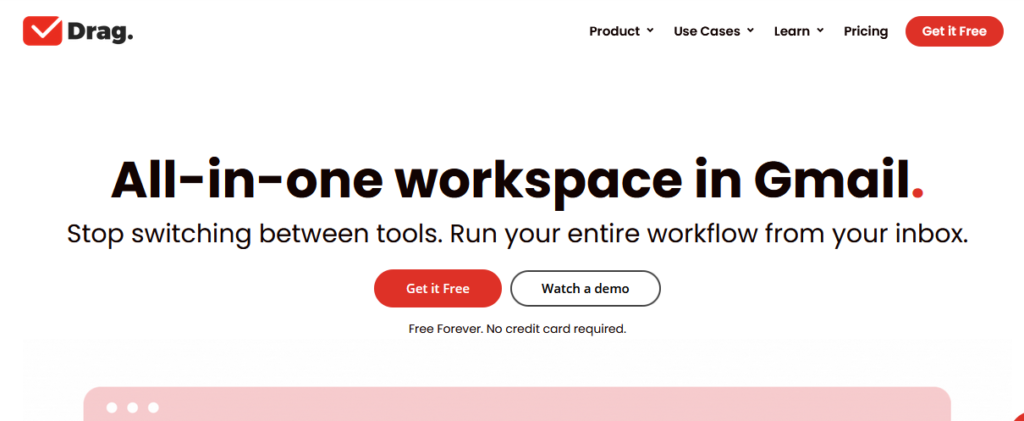 Drag-best-software-for-productivity