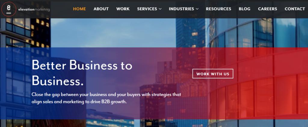 Elevation Marketing-top-saas-marketing-agency