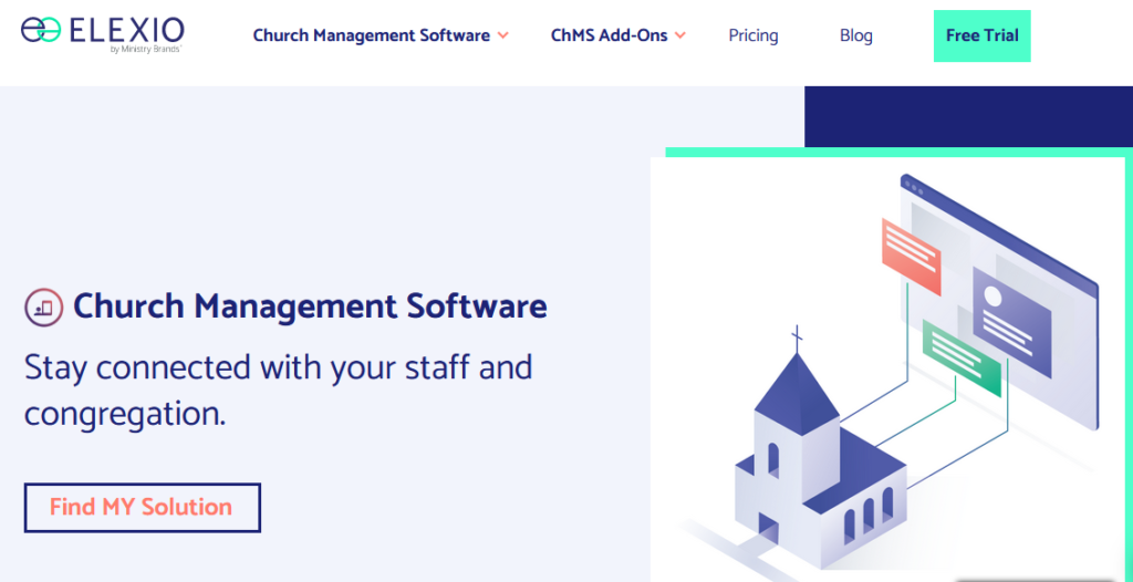Elexio-church-management-software