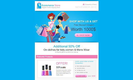 Emails everywher best ecommerce marketing Strategy