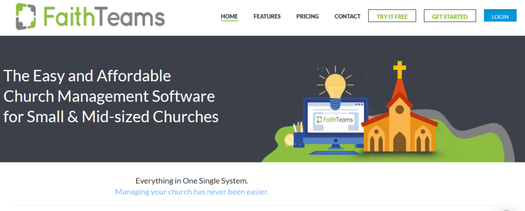 Faith Teams-church-management-software
