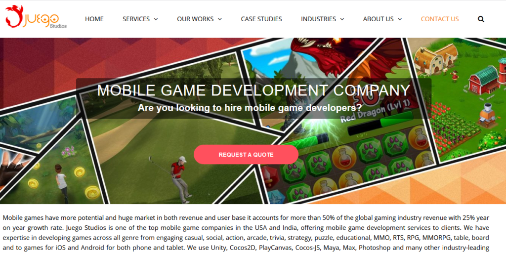 Juego-studio-top-game-development-company