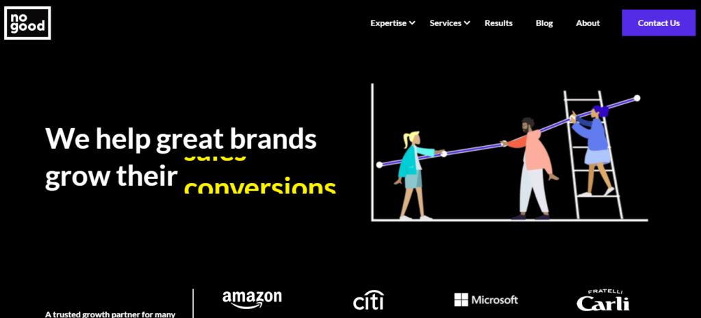 Nogood-top-saas-marketing-agency