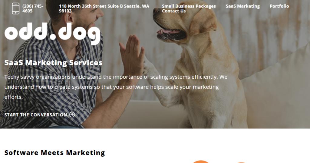 Odd Dog Media-top-saas-marketing-agency