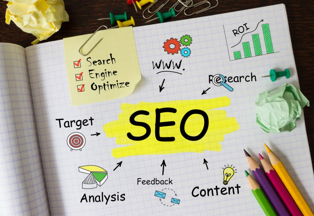 Optimizing your website with the best SEO tactics best ecommerce marketing Strategy
