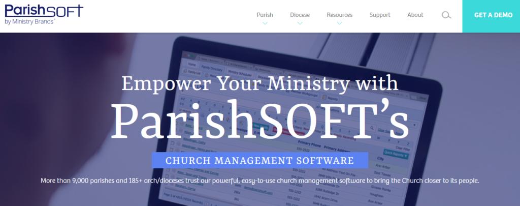 ParishSoft-church-management-software