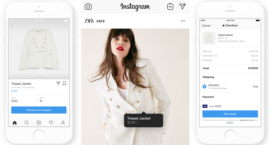 Prepare for In-app Shopping best ecommerce marketing Strategy