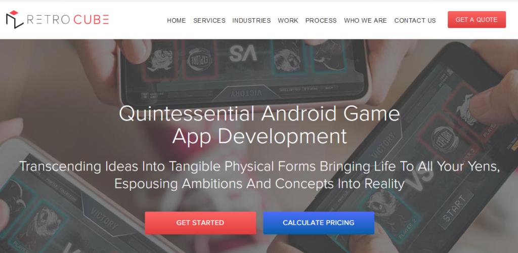 RetroCube-top-game-development-company