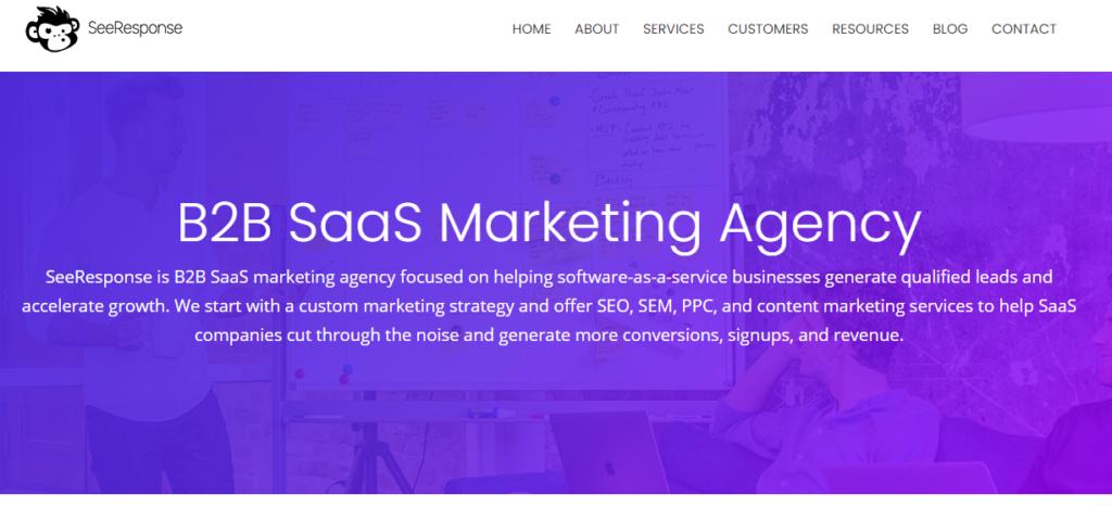 SeeResponse-top-saas-marketing-agency