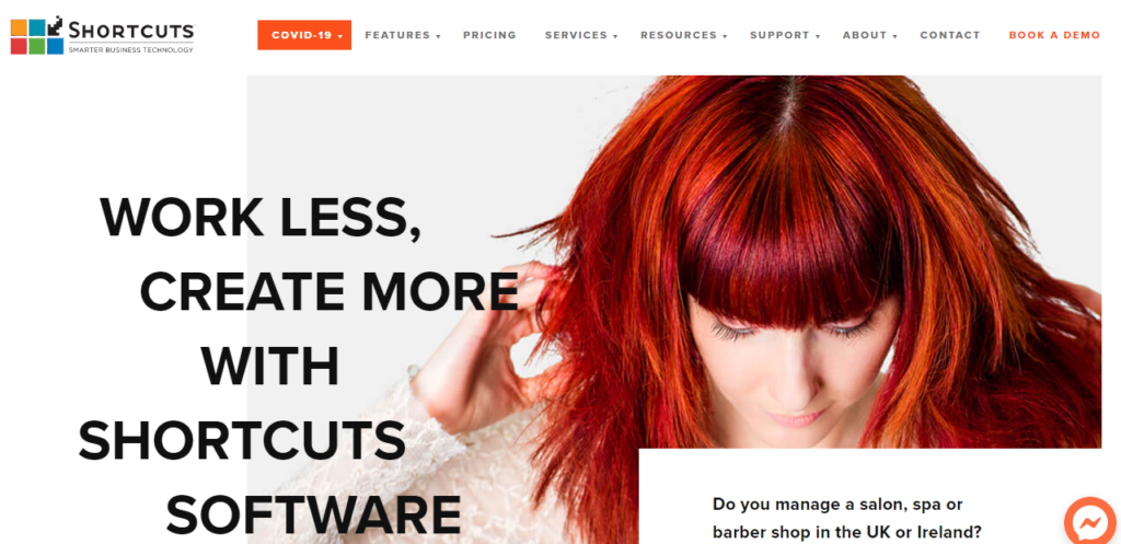 Shortcuts-top-salon-spa-software-uk
