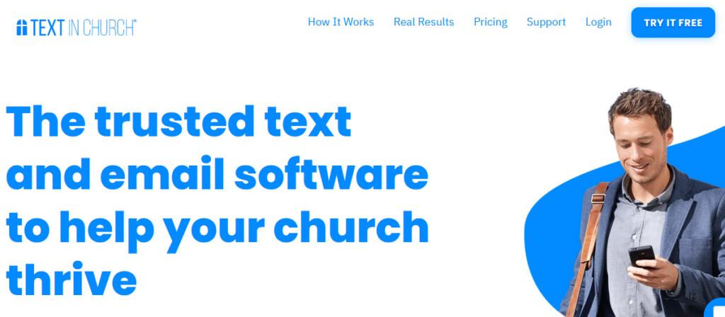 Textinchurch-church-management-software