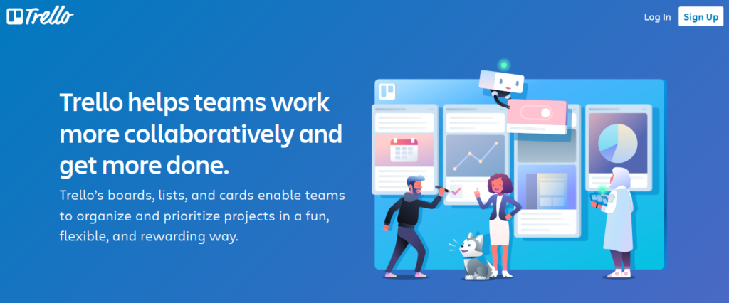 Trello-best-software-for-productivity