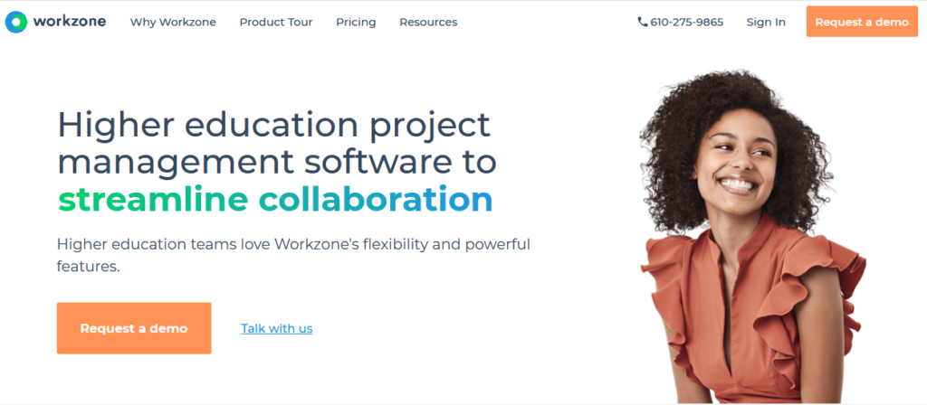 Workzone-education-project-mangement-software