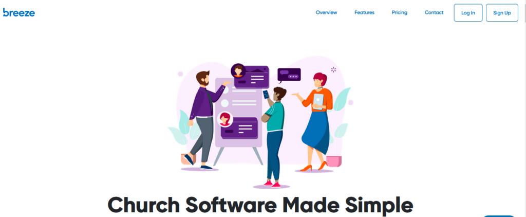 breeze-church-management-software