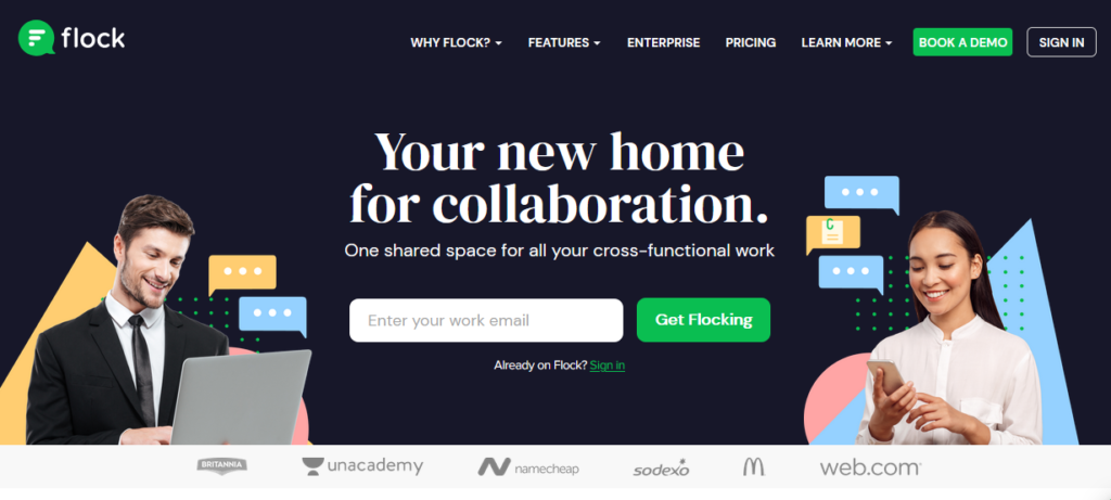 flock-best-software-for-productivity