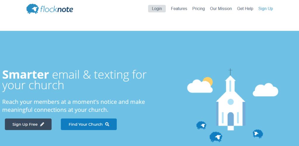 flocknote-church-management-software
