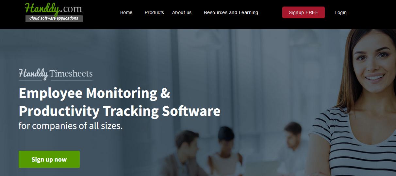 Handdy-employee-monitoring-software