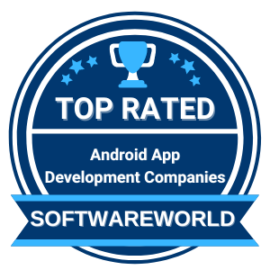 list of top Android app development companies