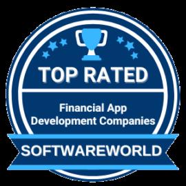 list of top Financial app development companies