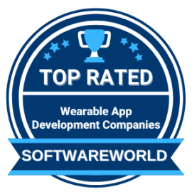 list of top Wearable App Development Companies