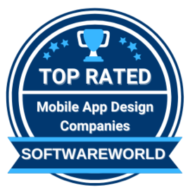 list of top mobile application design companies