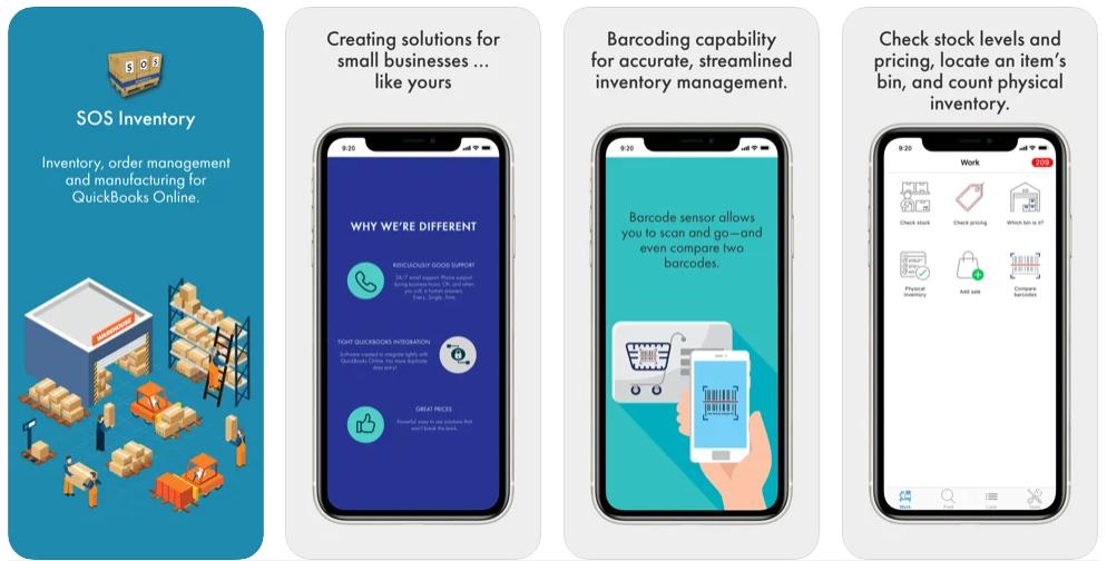 SoS Inventory App