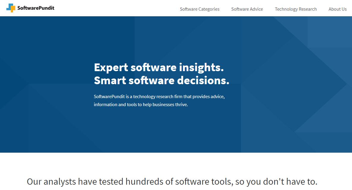 SoftwarePundit