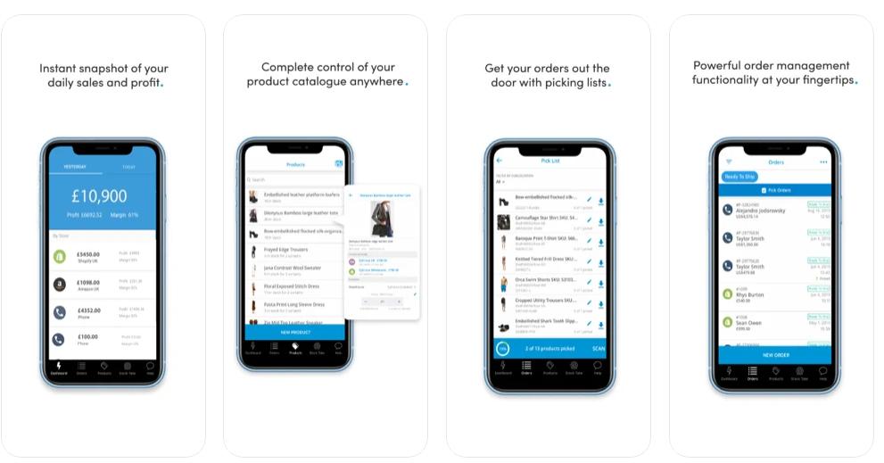 Veeqo inventory App